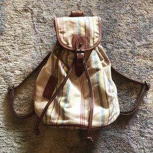 Ralph Lauren mini backpack